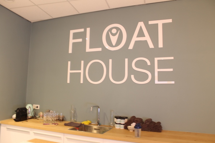 Review floaten Floathouse Breda